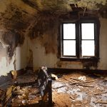 fire damage cleanup southern maryland, fire damage repair southern maryland
